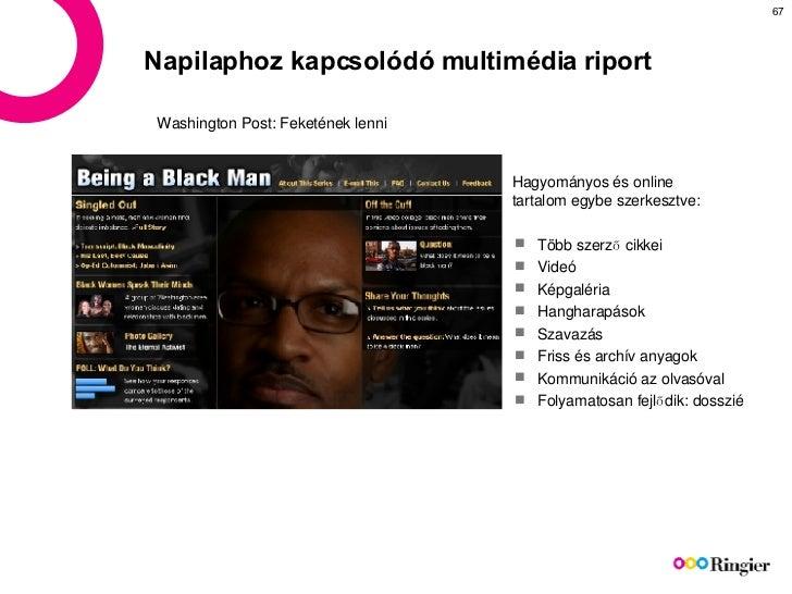 Napilaphoz kapcsolódó multimédia riport <ul><li>Több szerző cikkei </li></ul><ul><li>Videó </li></ul><ul><li>Képgaléria </...