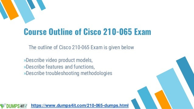 210-065 Cisco CCNA Collaboration Exam Preparation Material For Best R…