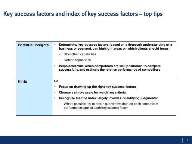 key success factors panasonic Effective asset and maintenance management – key success factors the webinar provides an overview of the structures and processes required for the management of physical assets and how to implement cost-effective maintenance regimes which will ensure reliable operation, sustainable performance and the optimum return on investment to the business.