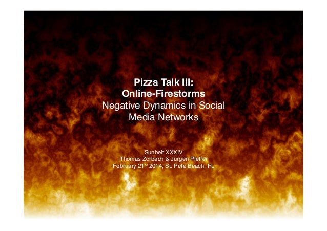 82 1  ! ! ! ! ! ! ! Pizza Talk III: 