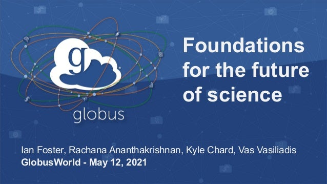 Foundations for the Future of Science
