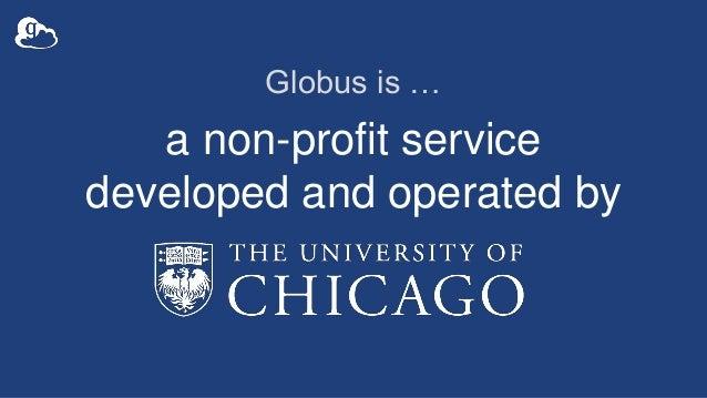 Globus and Dataverse: Towards big Data Publication Slide 2