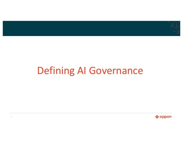 AI Data Acquisition and Governance: Considerations for Success Slide 2