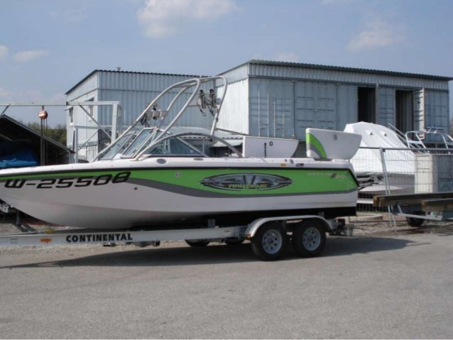 Super Air Nautique 210 Green