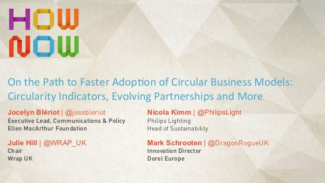 Nicola Kimm | @PhilipsLight Philips Lighting Head of Sustainability On  the  Path  to  Faster  Adop0on  of  ...