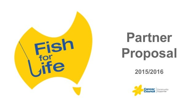 Partner Proposal 2015/2016