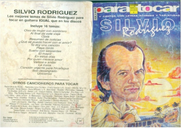 Silvio Rodriguez para tocar