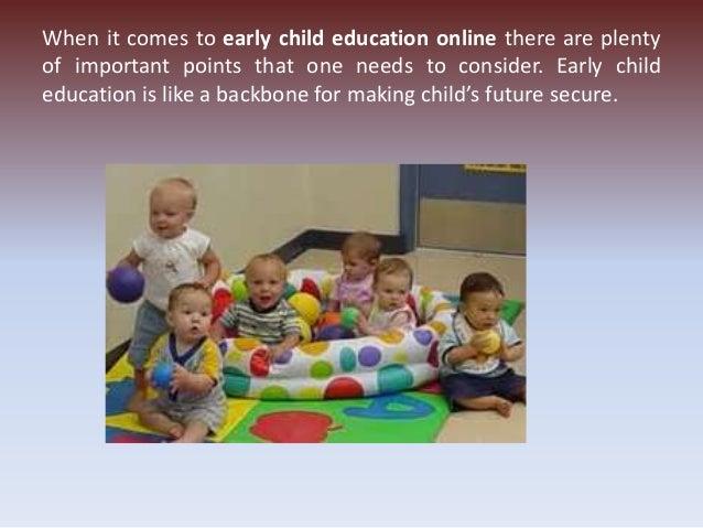Early Childhood Educators Slide 3