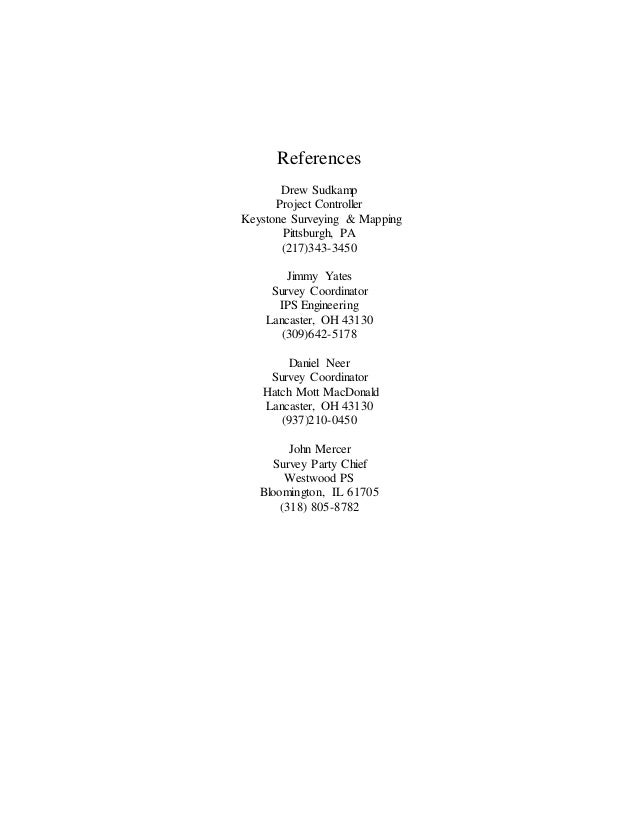 party chief resume