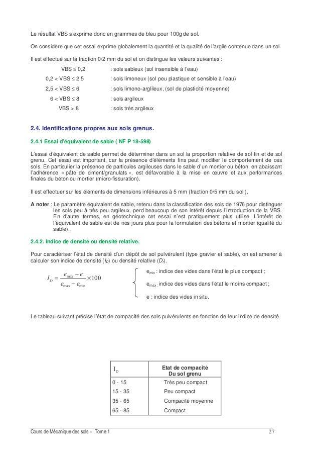 ! 3. CLASSIFICATION GEOTECHNIQUE DES SOLS. 3.1 But de la classification. Pour résoudre les problèmes de mécanique des sols...