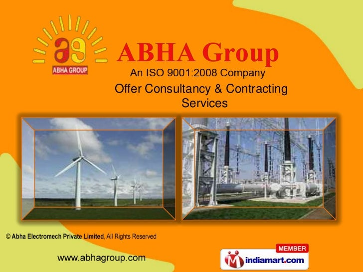 Offer Consultancy & Contracting            Services