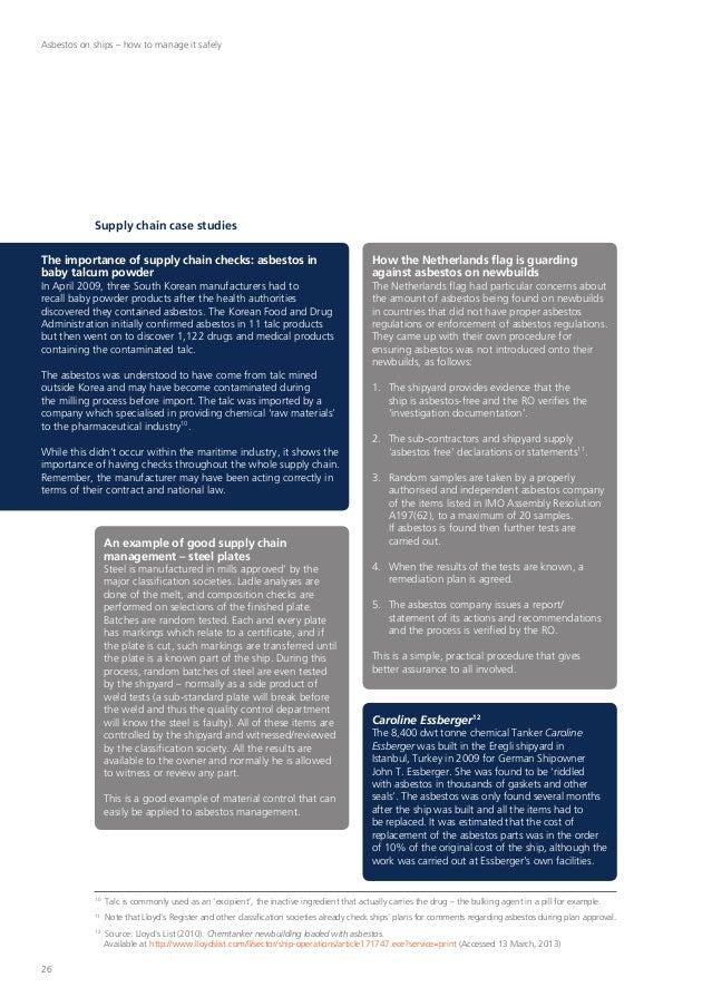 Asbestos in shipyards identification awareness alternatives rem asbestos yadclub Image collections