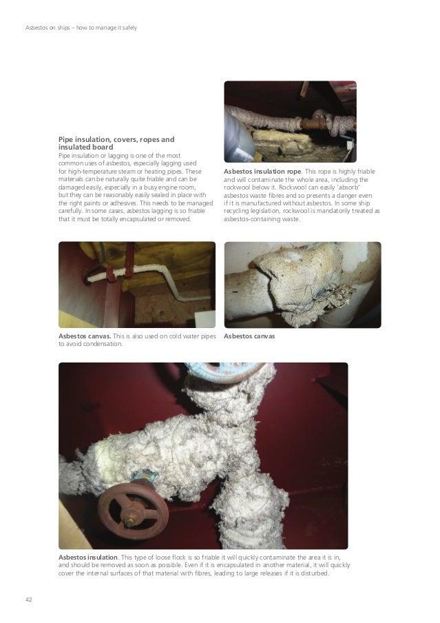 Asbestos In Shipyards Identification Awareness Alternatives Rem