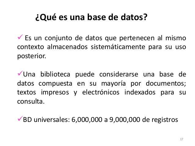 Tipos de Base de datos Base de datos Primaria Base de datos Secundaria • Medline • Embase • Lilacs • Lipecs • Scielo • Bes...