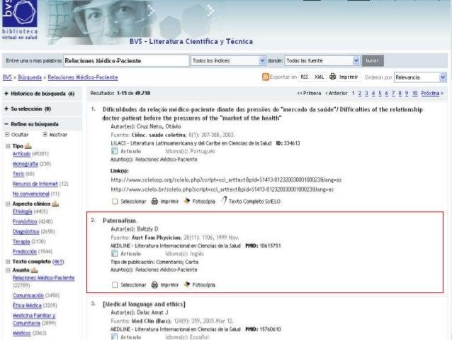 • La nueva versión de PubMed presenta dos posibilidades de búsqueda, la búsqueda básica (aparece por defecto) y la avanzad...