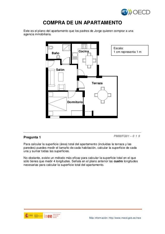 Pisa matem ticas compra de un apartamento for Color del dormitorio de los padres