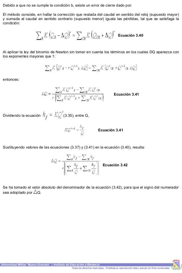 214068305 calculo de redes metodo de cross pdf for Calculadora de redes
