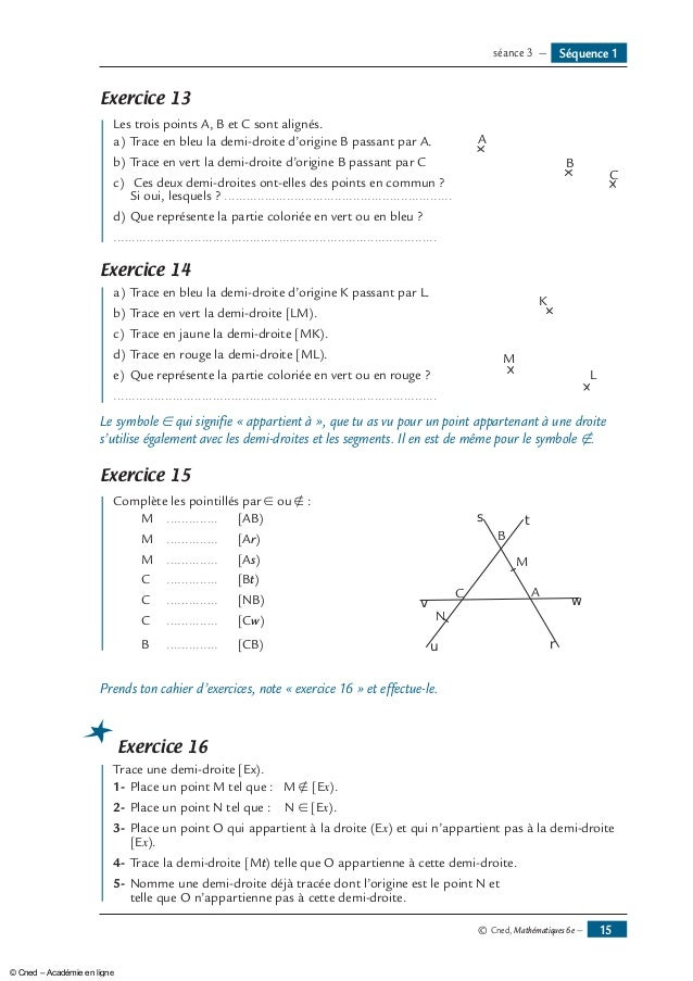 214275799 Cours Cned 6 Eme Maths