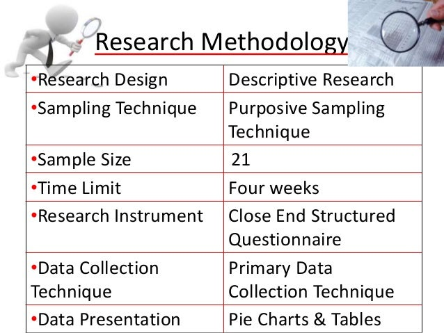 research sampling technique Sampling methods sampling and types of sampling methods commonly used in quantitative research are discussed in the following module learning objectives.