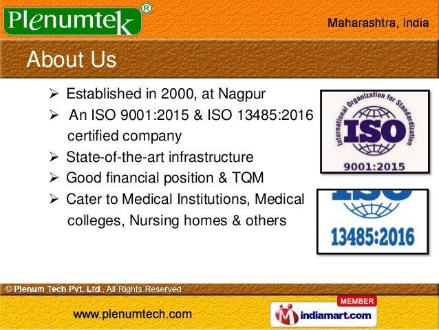 Syringe Pump Zion by Plenum Tech Pvt Ltd. Nagpur Slide 2