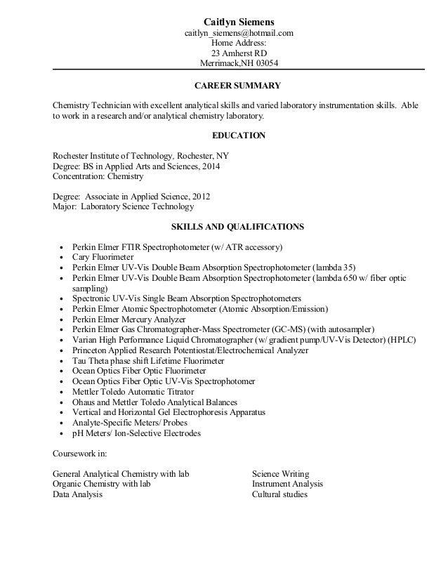 Siemens Resume Images - resume format examples 2018