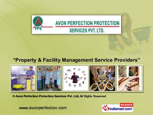 """""""Property & Facility Management Service Providers"""""""