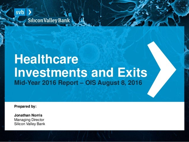 TRENDS IN PRIVATE COMPANY FINANCING & EXITS IN OPHTHALMOLOGY
