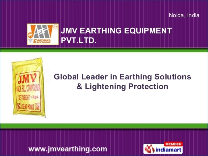 Global Leader in Earthing Solutions & Lightening Protection