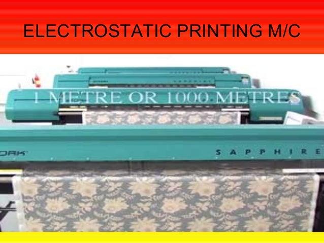 textile printing