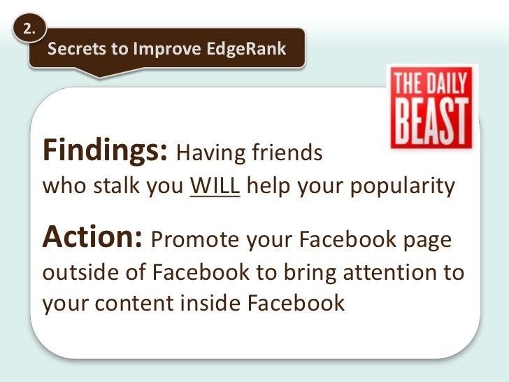 Follow your fans' friends