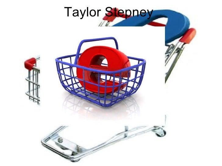 Taylor Stepney E-Commerce