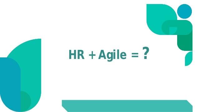 HR + Agile = ?