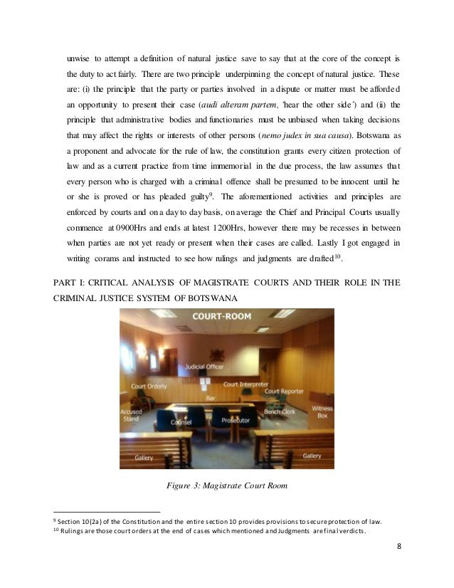 Criminal Justice Chapter 9 Quizlet