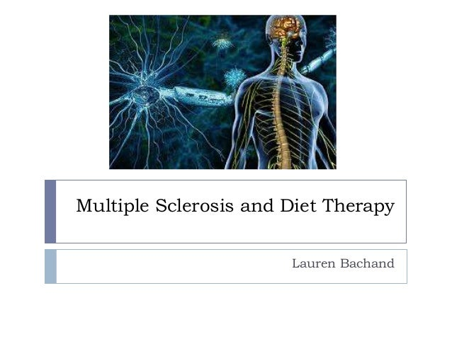 Multiple Sclerosis and Diet Therapy