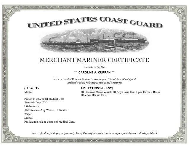 license cert