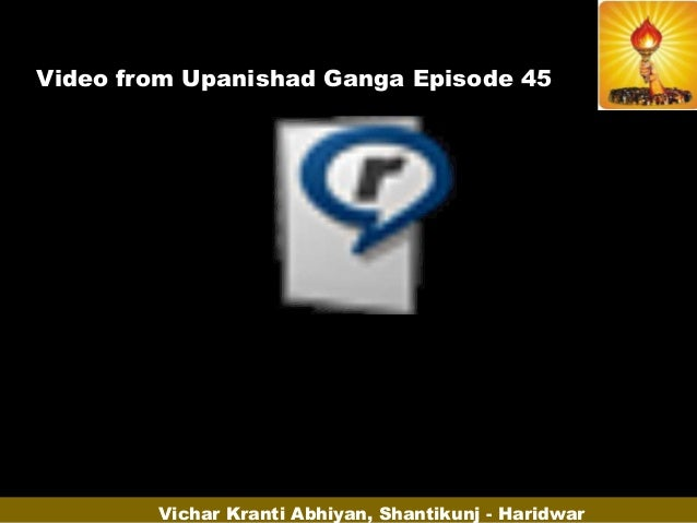 upanishad ganga episode 21