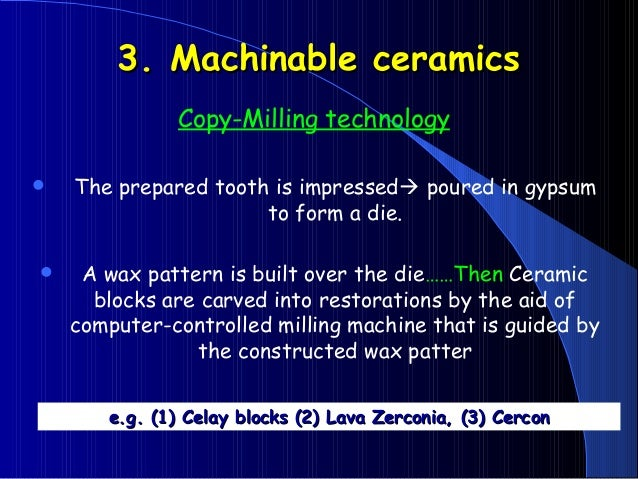 How To Machine Machinable Ceramics Aremco Machinable And