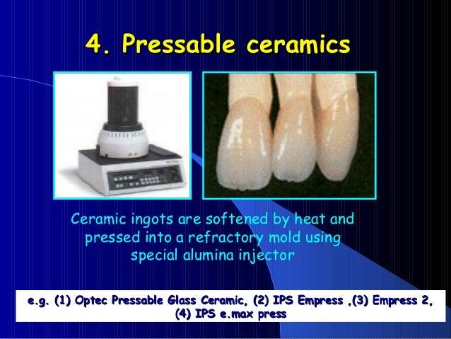 Dental Ceramics Dental Porcelain All Ceramic Restorations