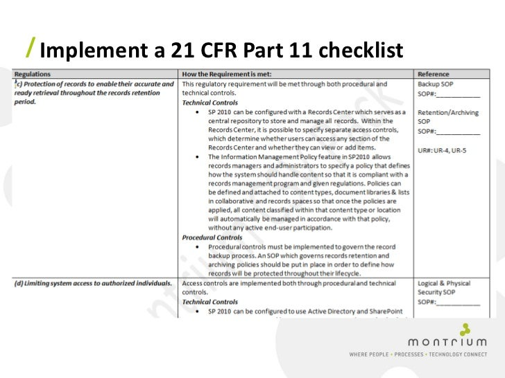 21 cfr part 11 regulations pdf