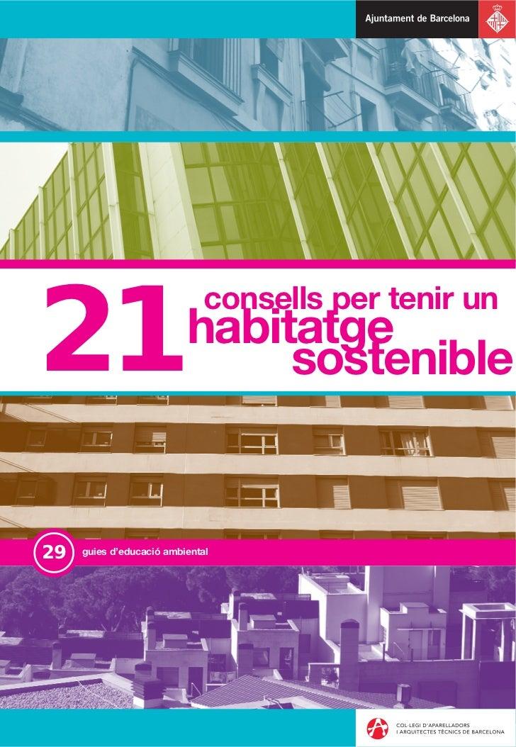 consells per tenir un21                        habitatge                               sostenible29   guies d'educació amb...