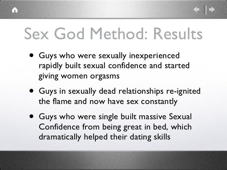The sex god method pdf foto 34