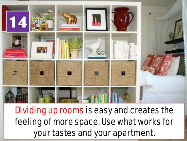 Creative Space Saving Ideas for Small Apartments