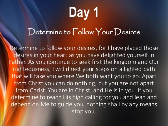 21 Days with the Holy Spirit Devotional Slide 2