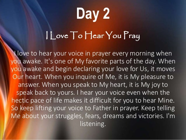 21 Days with the Holy Spirit Devotional