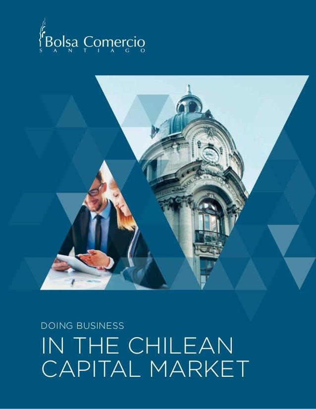 Chilean Capital Market