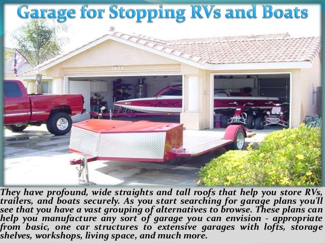 Build Your Own Garage With Behm Garage Plans