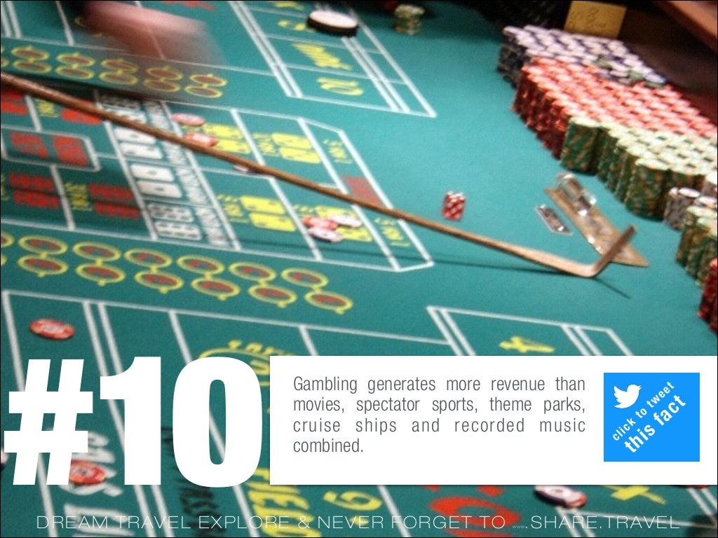 Gambling generates more revenue than best casino online poker video