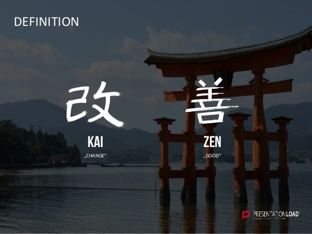 Kaizen Ppt Template