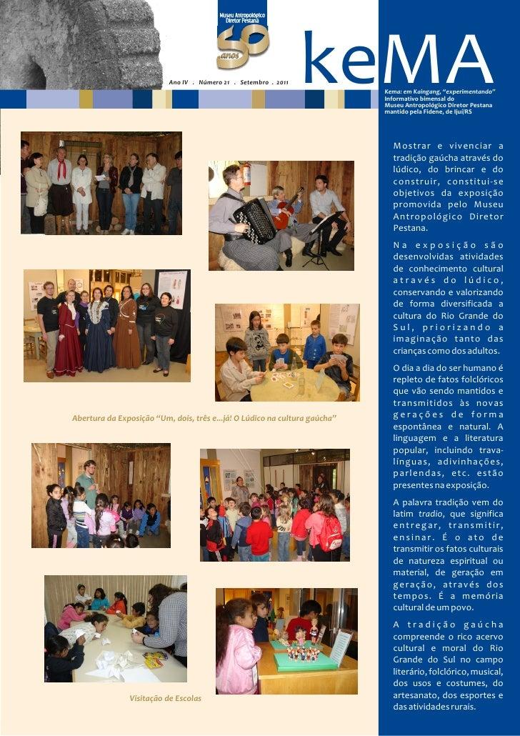 21 kema edição setembro 2011
