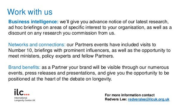 Work with us Business intelligence: we'll give you advance notice of our latest research, ad hoc briefings on areas of spe...